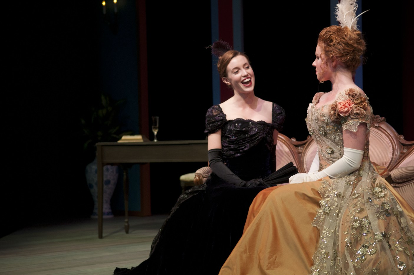 Promotional Photos for An Ideal Husband at UC Berkeley